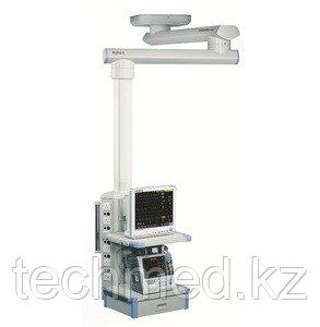 Консоль медицинская для подвода медицинских газов и подключения аппаратуры, фото 2