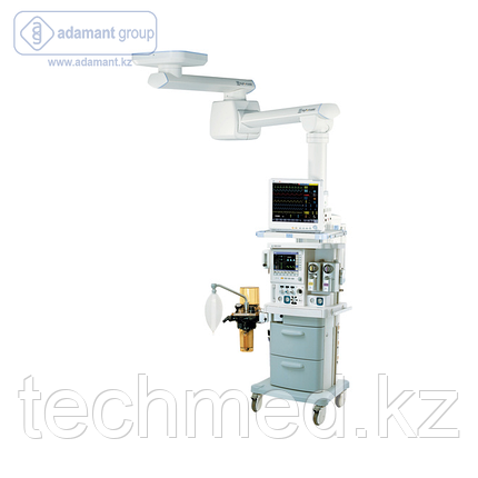 Консоль медицинская для подвода медицинских газов и подключения аппаратуры HyPort 6000, фото 2