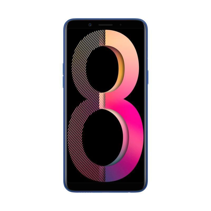 Смартфон OPPO A83, синий