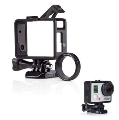 Рамка с DLP фильтром на линзу для GoPro