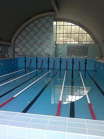 Наши работы по облицовке  бетонных и металлических чаш бассейнов ПВХ лайнером 15