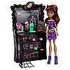 Набор с куклой Monster High Клодин Вульф Кофейня Coffin Bean