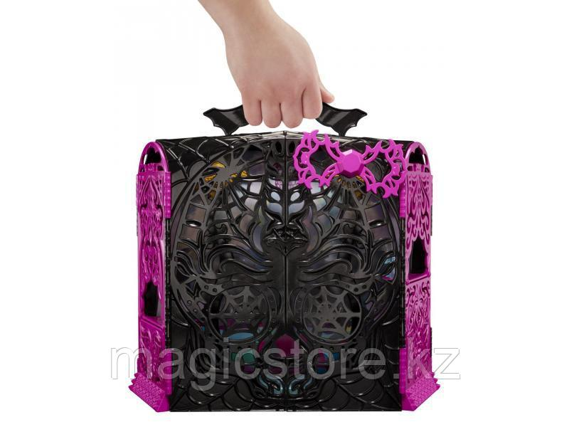 Набор с куклой Monster High Спектра Вондергейст Комната Для Вечеринки - фото 3