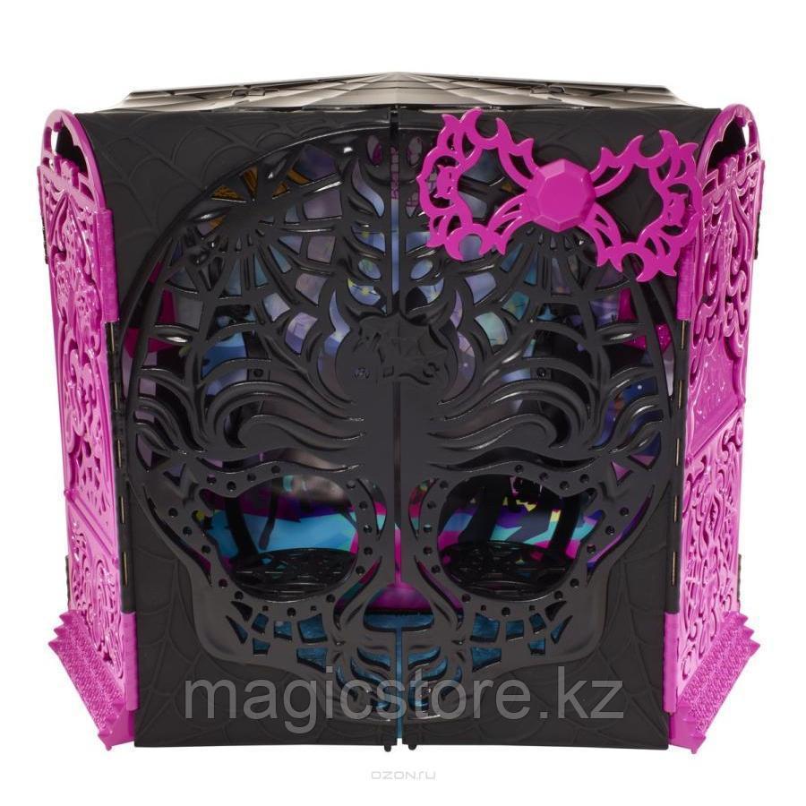 Набор с куклой Monster High Спектра Вондергейст Комната Для Вечеринки - фото 2