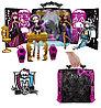 Набор с куклой Monster High Спектра Вондергейст Комната Для Вечеринки