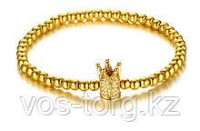 """Браслет """"Золотая корона"""""""