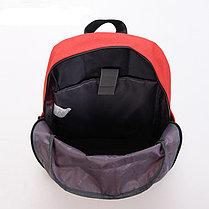 Рюкзак для ноутбука Super-K SHB34832 25 литров (Фиолетовый) доставка, фото 3