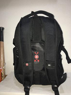 Рюкзак для ноутбука Joerex 64540 на 30 литров (Черный) доставка, фото 2