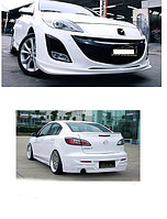 Обвес на Mazda 3