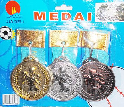 Медаль спортивная для бокса