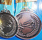 Медаль спортивная для таэквондо, фото 4