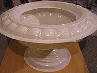 купить формы для вазонов и цветочниц из бетона