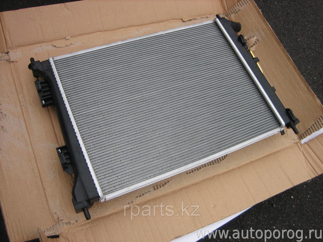 Радиатор охлаждения KIA Rio / Киа Рио