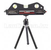 Уровень лазерный, 170 мм, 150 мм штатив, 3 глазка 35020 (002)