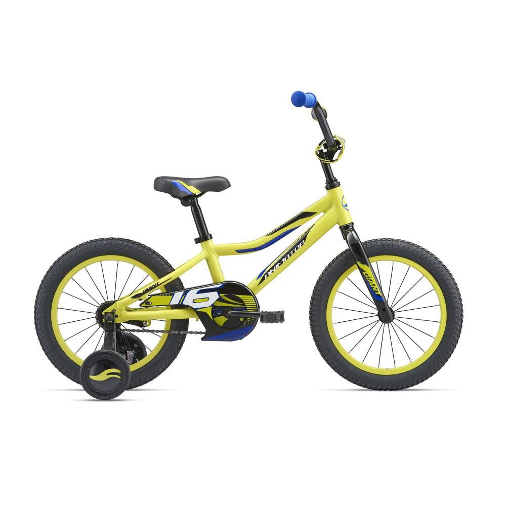 Детский велосипед Giant Animator 16 - чёрный
