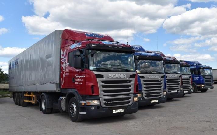 Перевозки грузов автомобильным транспортом Санкт-Петербург –Ташкент (тент)
