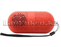 Портативная Bluetooth колонка (Music Y-1) красная