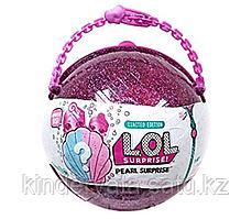 Big Lol Surprise Pearl Purple Большой шар сюрприз фиолетовая Жемчужина (ОРИГИНАЛ)