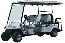Пассажирский кар 6-ти местный с задним складным сиденьем EG2049KSZ