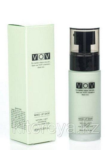 VOV make-up base - База под макиаж ( розовый