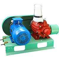 Установка вакуумная унифицированная (60 м³/ч; 380 В; 4.0 кВт)