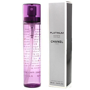 "Chanel ""Egoiste Platinum"" 80 ml"