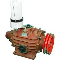 Насос вакуумный пластинчато-роторный (60 м³/ч) со шкивом