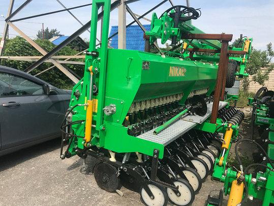 Зерновая  механическая сеялка СЗМ Ника-6 (технологии mini-till), фото 2