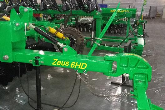 Агрегат почвообрабатывающий АГКН-6 (ZEUS 6HD) , фото 2