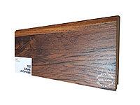 Плинтус МДФ с покрытием ПВХ 8см х 2,40м 525 Ольха античная