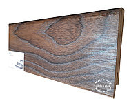 Плинтус МДФ с покрытием ПВХ 8см х 2,40м 521 Ясень темный