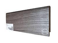 Плинтус МДФ с покрытием ПВХ 8см х 2,40м 510 Полисандр темный