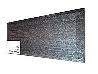 Плинтус МДФ с покрытием ПВХ 8см х 2,40м 504 Венге структурный