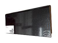 Плинтус МДФ с покрытием ПВХ 8см х 2,40м 501 Черный глянец