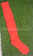 Футбольные  гетры (красные)