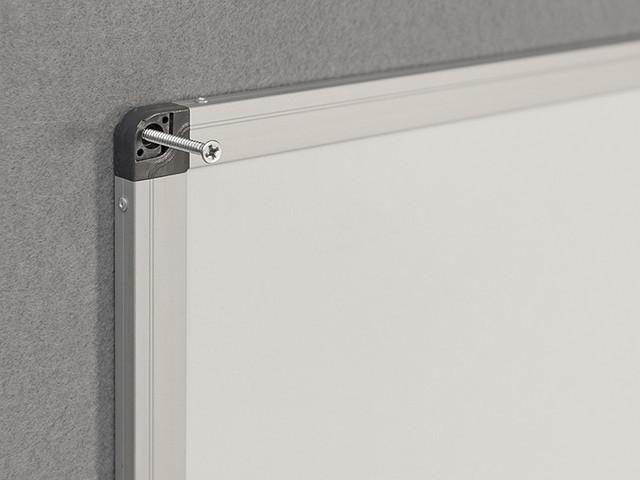 Доска маркерная магнитная в алюминиевой раме 100х240 см 2x3 (Польша)