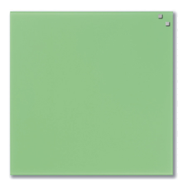 Стеклянная магнитно-маркерная доска зеленая 2х3 (Польша) 60×80
