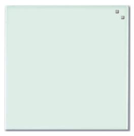 Стеклянная магнитно-маркерная доска белая 2х3 (Польша) 100см×200см