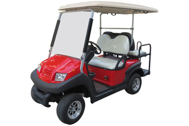 Пассажирский кар 4-х местный красного цвета EG202AKSZ
