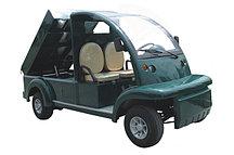 Грузовой кар с задним грузовым отсеком с гидравлической функцией подъема EG6063T