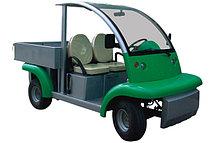 Грузовой кар зеленого цвета со съемным задним сиденьем для вместительности EG6043KDX