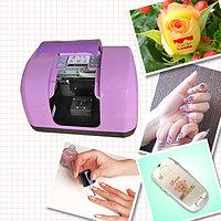 Универсальный принтер для печати на ногтях, цветах, акксесуаров