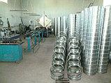 Воздуховод круглый  из оцинкованной стали толщиной  0,7 мм., фото 3
