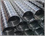 Воздуховод круглый  из оцинкованной стали толщиной  0,7 мм., фото 4