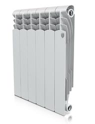 Радиатор биметаллический Royal Thermo Revolution Bimetall 350 - 8 секц. 116 Вт/сек.