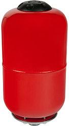 Гидроаккумулятор (расширительный бак) 19 вертикальный (красный)