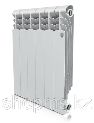 Радиатор биметаллический Royal Thermo Revolution Bimetall 350 - 10 секц. 116 Вт/сек., фото 2
