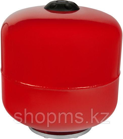 Гидроаккумулятор (расширительный бак) 12 вертикальный (красный)
