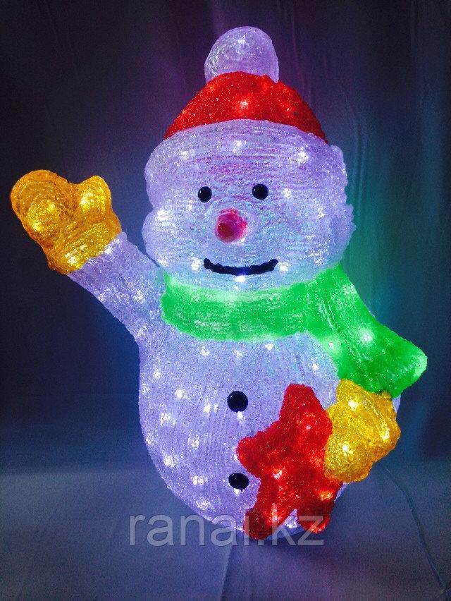 Светодиодный «Снеговик»