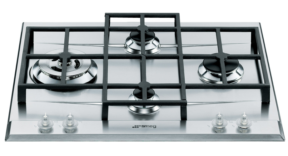 Встраиваемая газовая поверхность Smeg P1641X